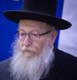 יעקב ליצמן | צילום: אהרן קראון, פלאש 90